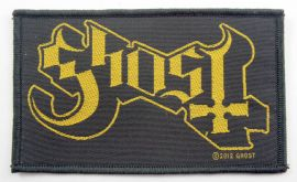 Ghost - 'Logo' Woven Patch